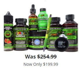 CBD Premium Bundle