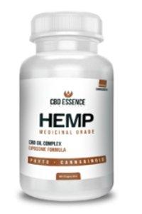 CBD hemp complex