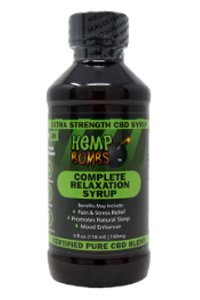 Hemp Bombs Syrup