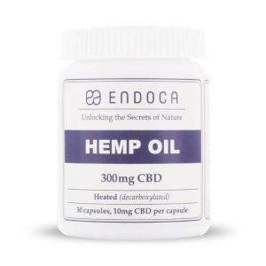 Endoca Hemp Oil 30mg