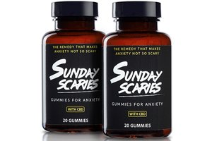 Sunday Scaries 2 bottles