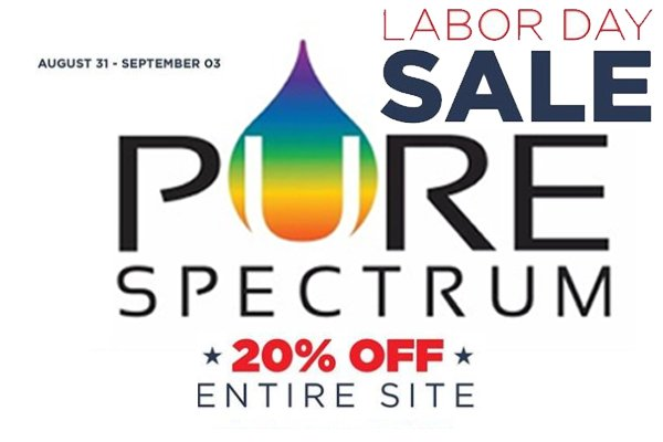 Pure Spectrum Labor sale