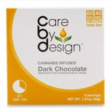 Care By Design CBD Chocolate