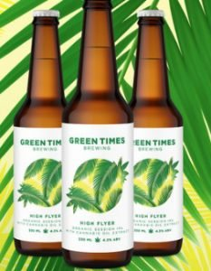 GreenTime Beer