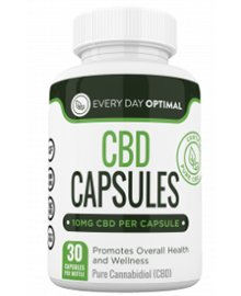 CBD Capsules Everyday Optimal
