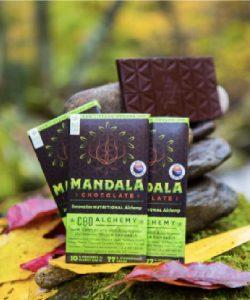 Mandala Chocolate