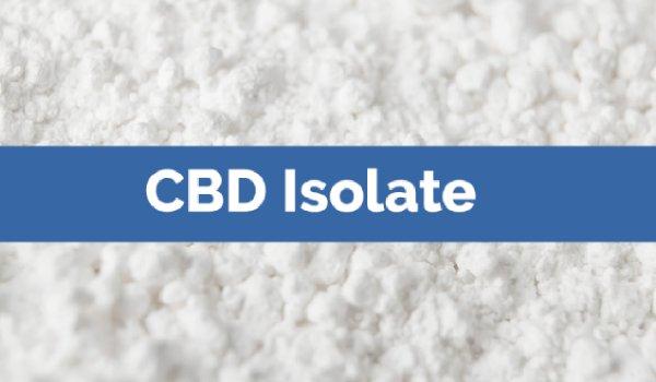 Buy CBD Isolate