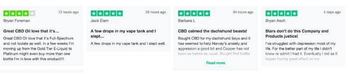 CBD Drip Reviews
