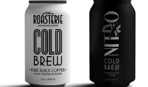 Roasterie Launches CBD-Infused Cold Brew