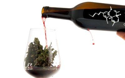 CBD in Wine
