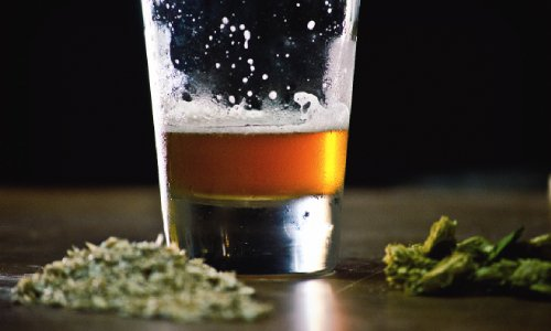 Combining Beer and Cannabis