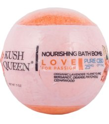 Kush Queen Love Bath Bomb