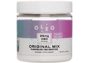 Oleo Flavorless CBD