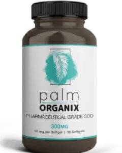 Palm Organix Softgels