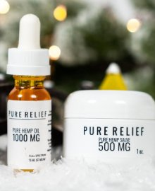 Pure Relief 1000Mg