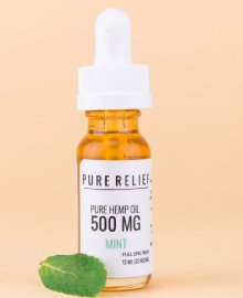 Pure Relief 500MG