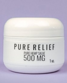 Pure Relief Salve
