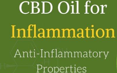 CBD's Anti-Inflammatory Properties