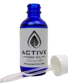 Discover CBD Active CBD Oil
