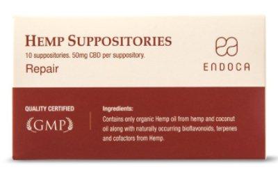 CBD Suppositories
