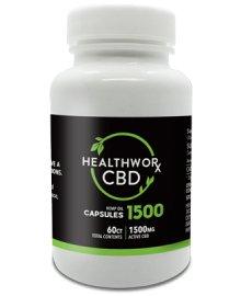 HealthWorld CBD Capsules