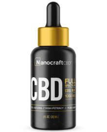 Nanocraft CBD Full Gold