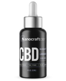 Nanocraft CBD Night
