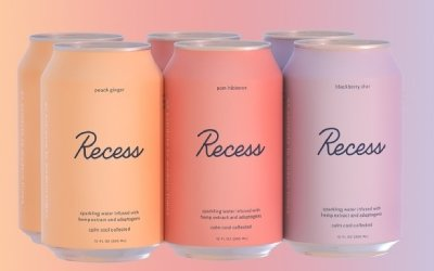 Recess Sparkling Drinks