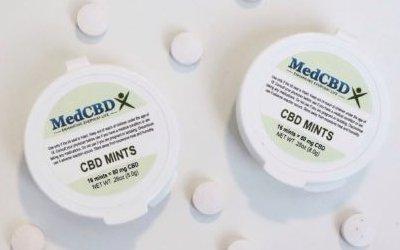 MedCBD X CBD Mints