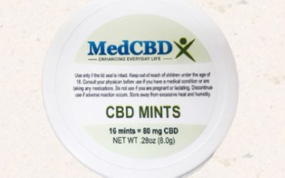 Top Brands CBD Mints