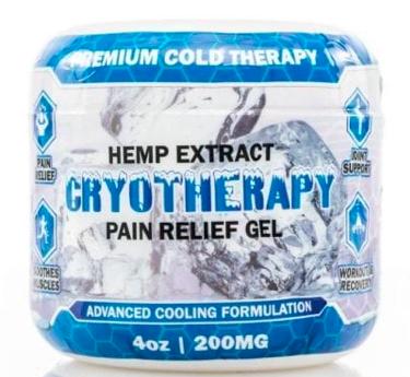 CBD Pain Gel