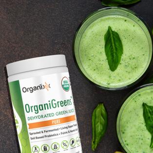 Organixx Organic Green