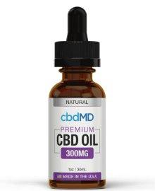 cbdMD Premium Oil