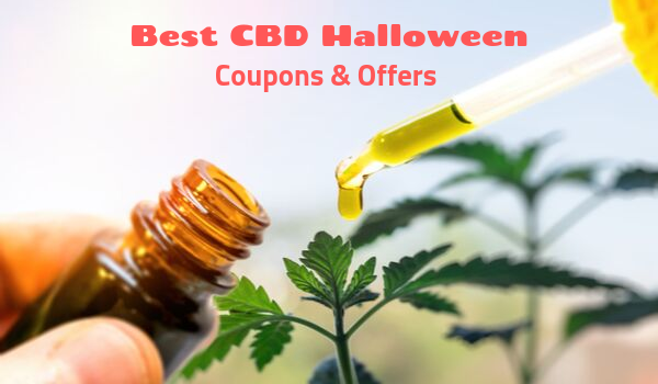 Best CBD Halloween Coupons