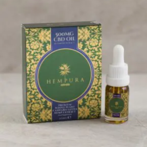 Hempura CBD Refined OIl