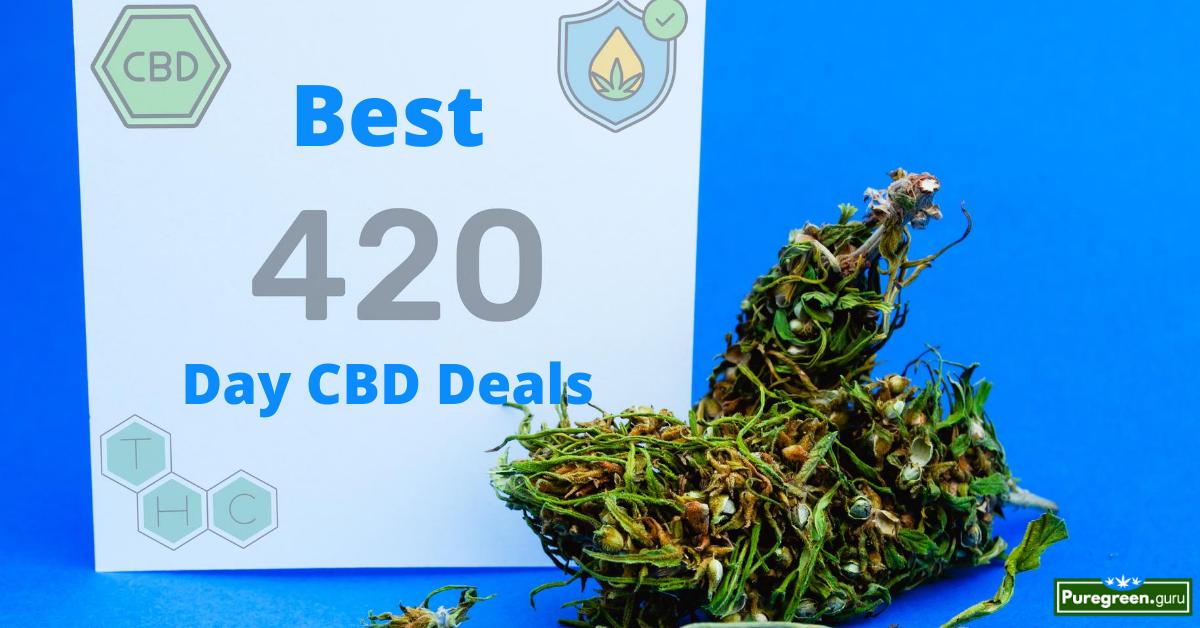 420 Day CBD Deals