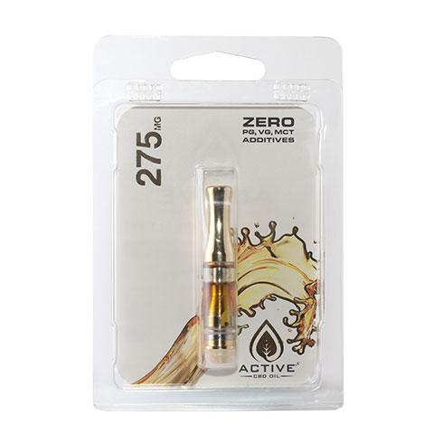 CBD Oil Distillate Cartridges