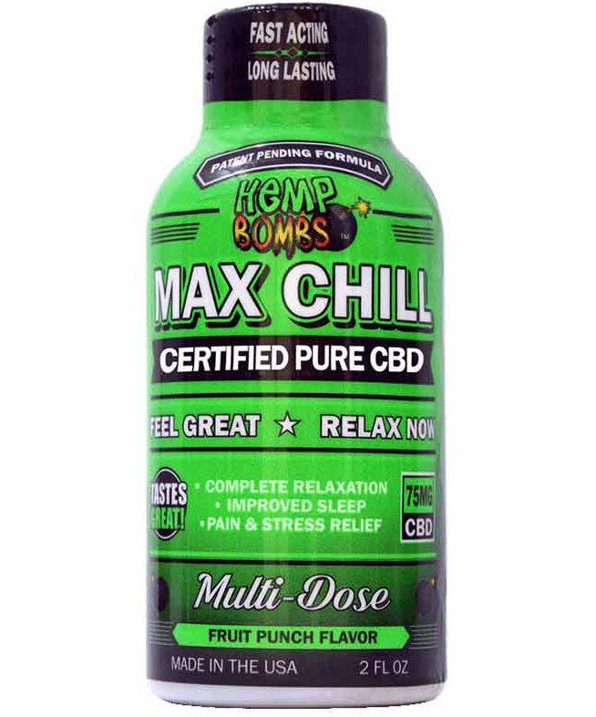 CBD Max Chill Shot