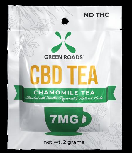 Green Roads CBD tea